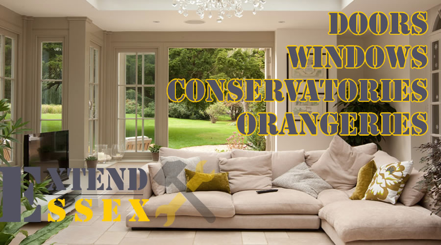 conservatories and windows essex