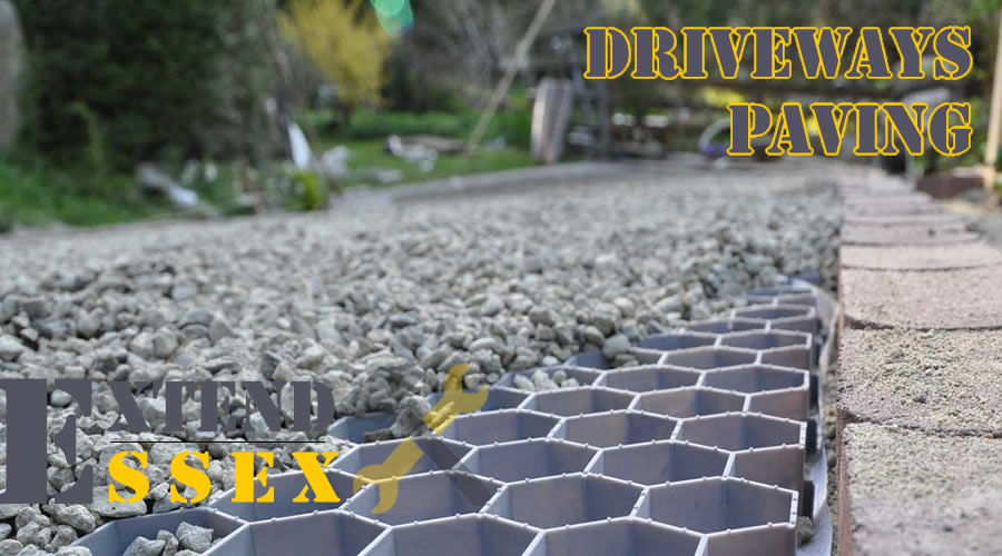 drives and paving in essex